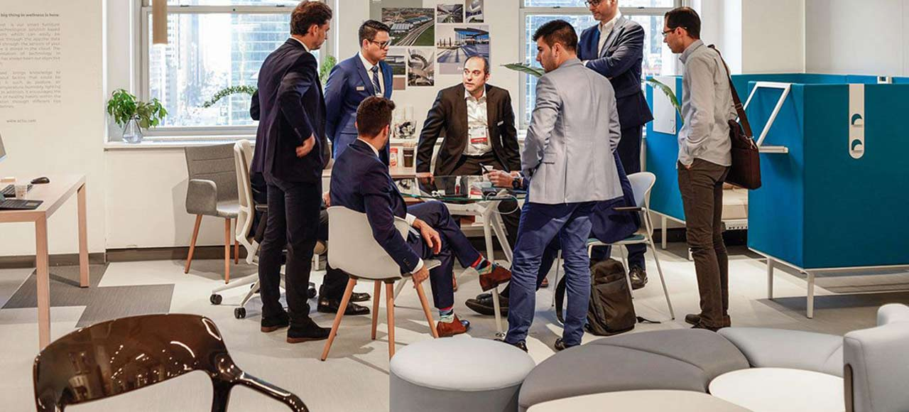 NeoCon 2019:  Elegance And Innovation