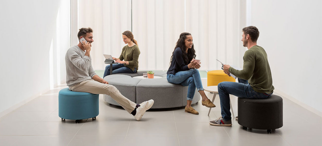 The Importance of an Office Breakout Area