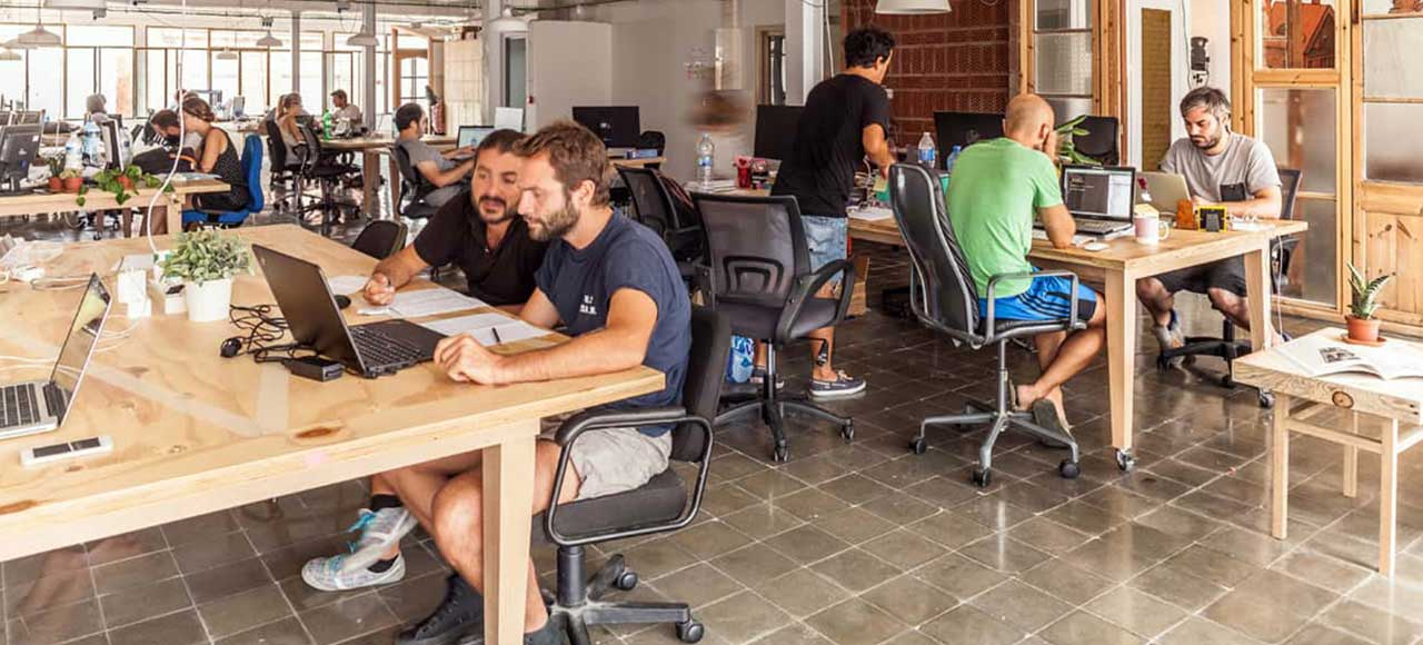 Coworking: The New Efficient Work Method