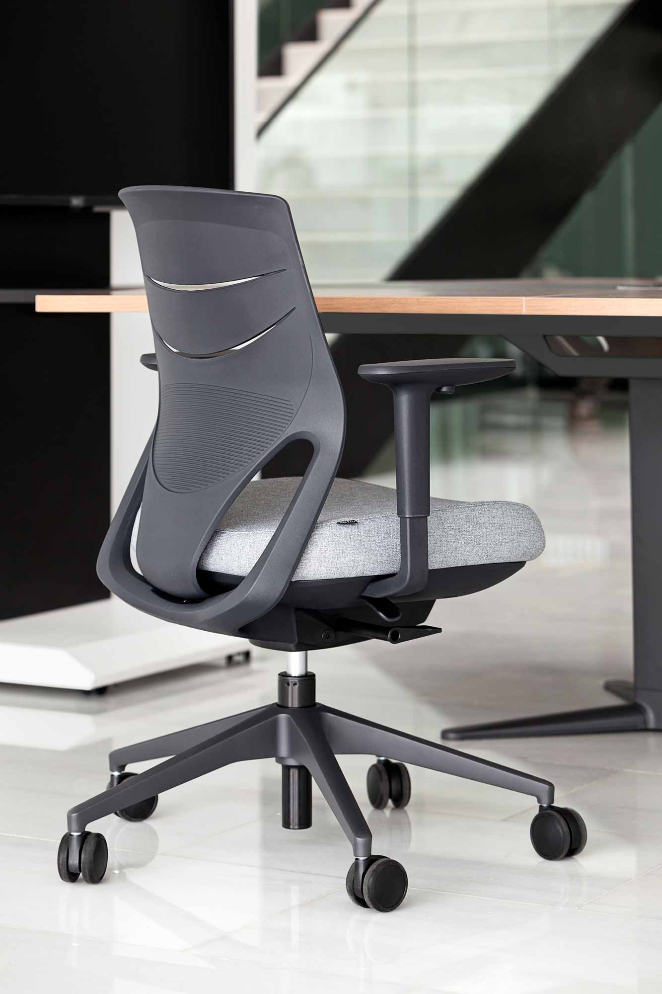 desk power operative executive tables conference efit chair black grey wheldeed mobility design height office adjustable synchrony combination workplace executive masof actiu