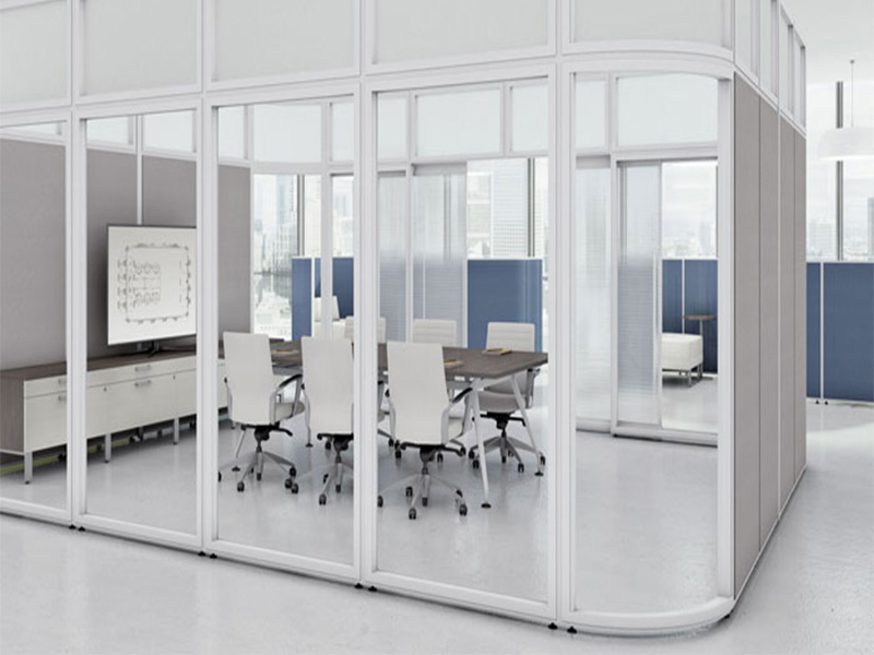 desks boulevard tables conference privacy office cron chair white clean functional customize archways panels raceway solution support clever workplace masof globalcontract