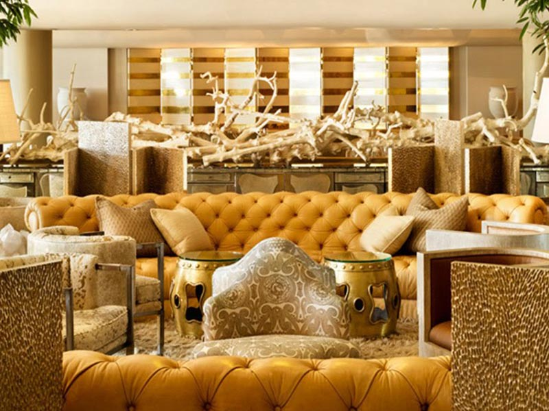 Kelly Wearstler And Her Amazing Interior Office Design